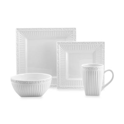 Mikasa® Italian Countryside Square 4-Piece Place Setting