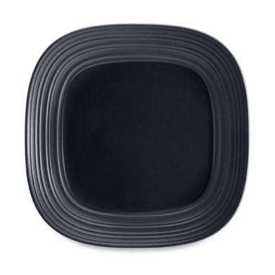 Mikasa® Swirl Graphite 12-Inch Square Platter