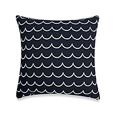 kate spade new york Candy Shop Stripe Square Toss Pillow