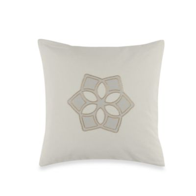 Barbara Barry® Sanctuary Scroll Square Toss Pillow