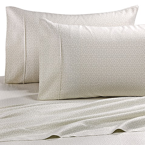 Barbara Barry® Santcuary Scroll Full Sheet Set