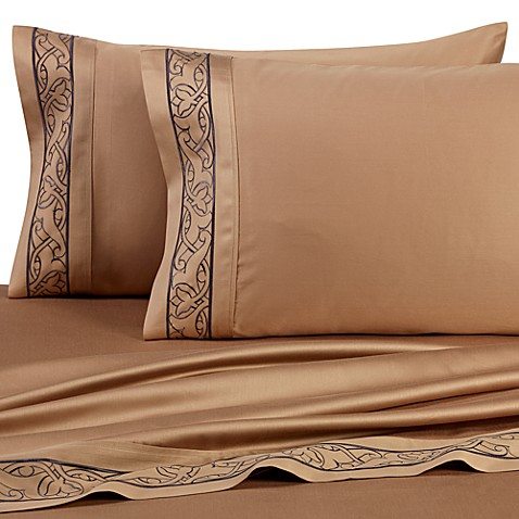Croscill® Home Sapphire Full Sheet Set