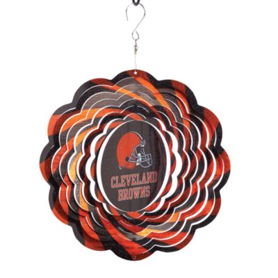 NFL 10-Inch Geo Spinner in Cleveland Browns