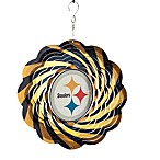 NFL 10-Inch Geo Spinner in Pittsburgh Steelers