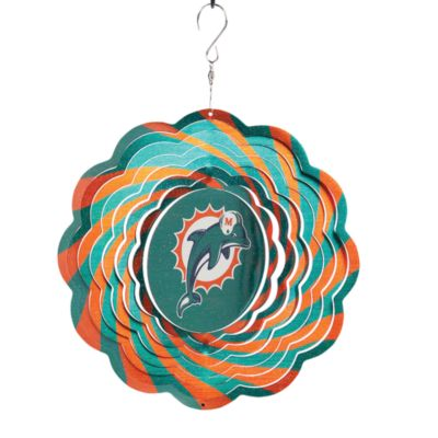 NFL Miami Dolphins Geo Spinner