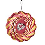 Kansas City Chiefs NFL 10-Inch Geo Spinner
