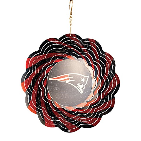 NFL New England Patriots Geo Spinner