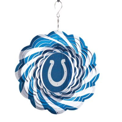 NFL 10-Inch Geo Spinner in Indianapolis Colts