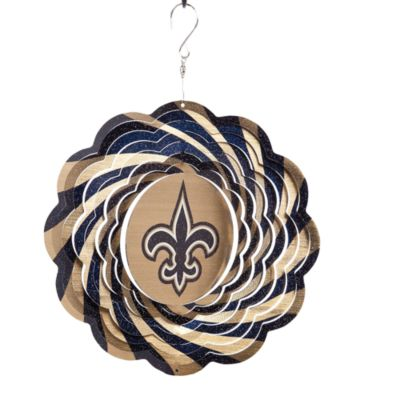NFL 10-Inch Geo Spinner in New Orleans Saints
