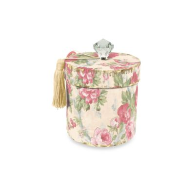 Vintage Rose Toilet Tissue Holder