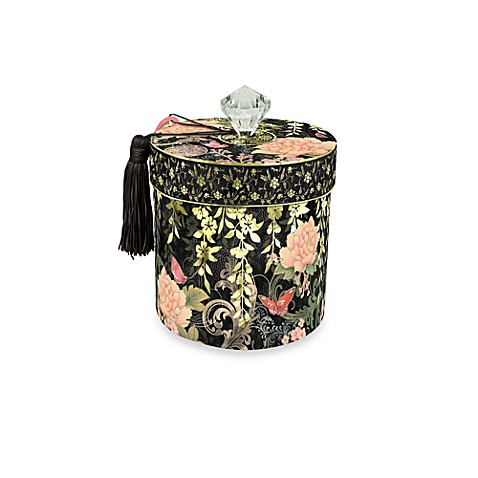 Asian Peony Toilet Tissue Holder