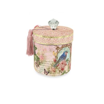 Flora Bird Toilet Tissue Holder