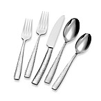 Towle Living Texture 20-Piece Flatware Set