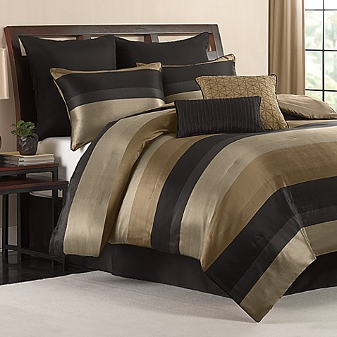 Hudson 8-Piece Full Comforter Set
