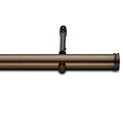 Cambria® Elite Complete Decorative 70-Inch – 160-Inch Drapery Rod in Oil Rubbed Bronze