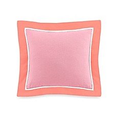 kate spade new york Spring Street Moonbeam 14-Inch Square Toss Pillow