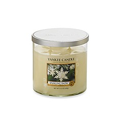 Yankee Candle® Sparkling Snow™ Medium Lidded Candle Tumbler