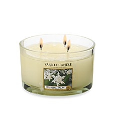Yankee Candle® Sparkling Snow™ 3-Wick Candle