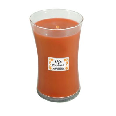WoodWick® Pumpkin Butter Large Jar Candle