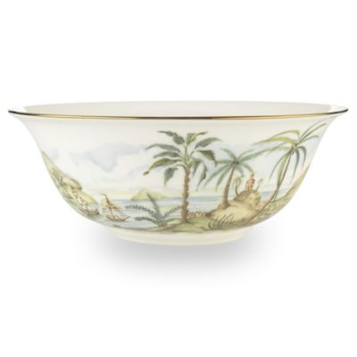 Lenox® British Colonial Scenic Serving Bowl