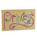 Two's Company Happi Princess Wall Art