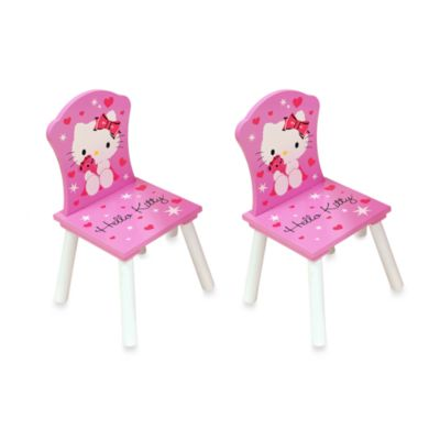 Hello Kitty® Chairs (Set of 2)