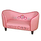 Missy Couture Curved Sofa