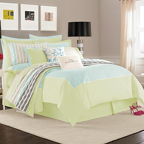 kate spade new york Spring Street Bed Skirt