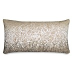 DKNY® City Rhythm City Scribble Oblong Toss Pillow in Linen