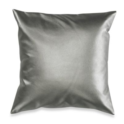 Nicole Miller® Currents Green Tea Square Toss Pillow