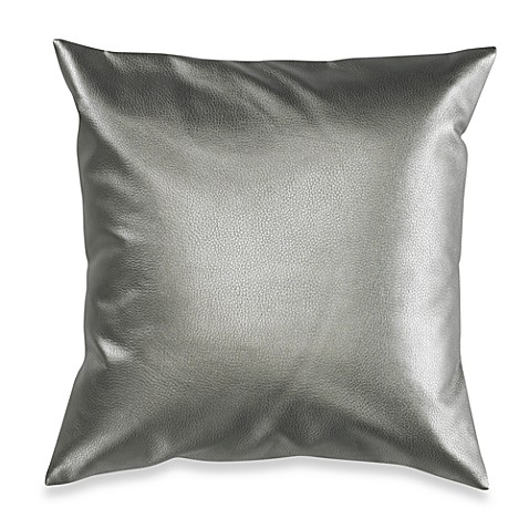 Currents Green Tea Square Toss Pillow