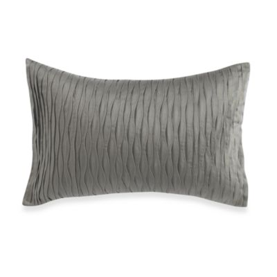 Nicole Miller® Currents Green Tea Breakfast Toss Pillow