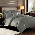 Nicole Miller® Currents Twin Duvet Cover in Steel