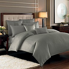 Currents Steel Duvet Cover