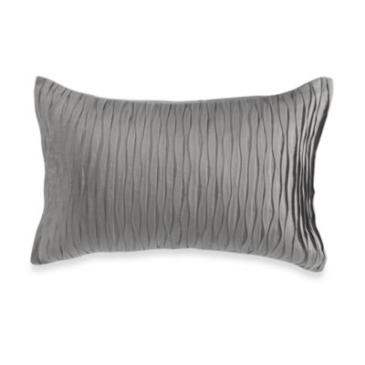Nicole Miller® Currents Steel Breakfast Toss Pillow