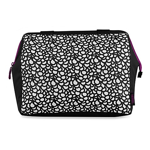 Insulated Raya Purple Lunch Bag