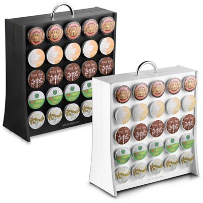 "Mind Reader ""The Wall"" Coffee Pod Storage Carousels"