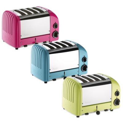 Dualit® 4-Slice NewGen Classic Toaster in Yellow