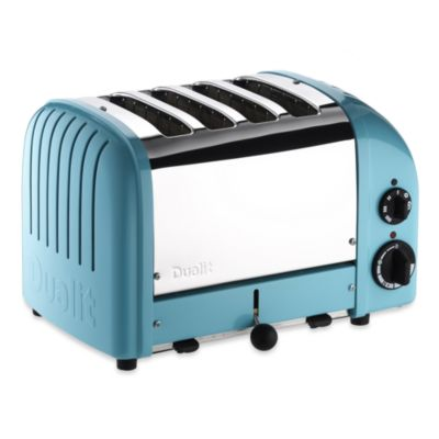 Blue 4 Slice Toasters