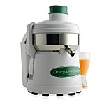 Omega® 4000 Pulp Ejection Juicer in Stainless/White