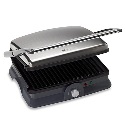 Toastess Delfino Stainless Steel Health Grill