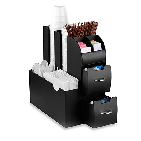 Mind Reader Coffee Station Organizer
