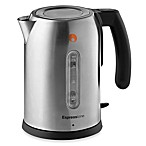 Espressione Model 2884 Stainless Steel Electric Kettle