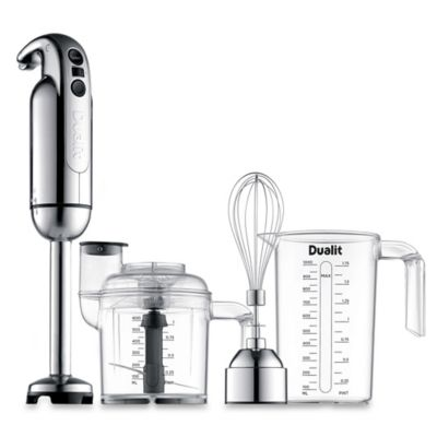 Dualit® Immersion Hand Blender with Accessories Kit