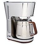 Krups® Silver Art Collection Coffee Machine