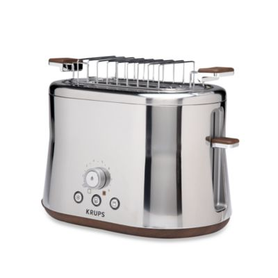 Krups® Silver Art Collection Toaster