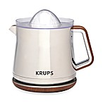 Krups® Silver Art Collection Citrus Press