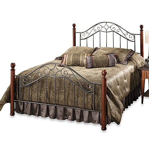 Hillsdale Martino Full Bed with Rails