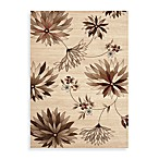 World Rug Gallery Elite Large Floral Rugs in Beige