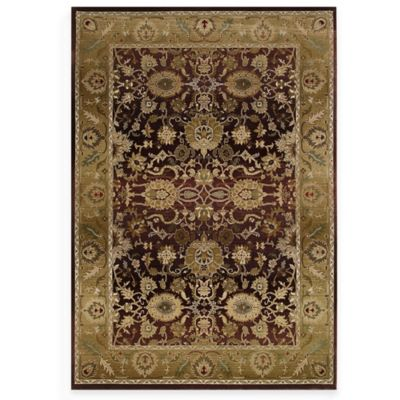 Oriental Weavers Mathews Collection 4-Foot x 5-Foot 9-Inch Rug